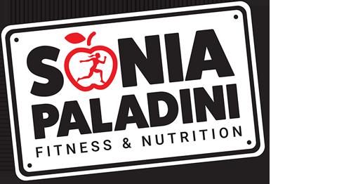 Sonia Paladini Fitness & Nutrition Retina Logo